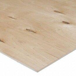 Древесно-плитные материалы - Фанера фк 4*1525*1525мм 2/4Ш2 Муром, 0