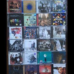 Музыкальные CD и аудиокассеты - Музыкальные CD диски, 0