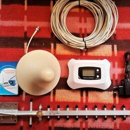 Антенны и усилители сигнала - Усилитель сигнала сотовой связи 3G ATNj AS-W3 (голос и инет), 0