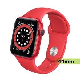 Наручные часы - Apple Watch 6 (44мм) красный PRODUCT(RED), 0