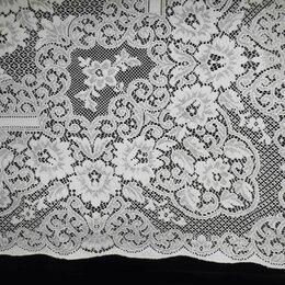 Скатерти и салфетки - Винтажная скатерть Quaker, кружевная, ажурная, хлопок, 175х230, 0