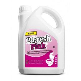 Аксессуары, комплектующие и химия - Жидкость для биотуалета Thetford B-Fresh Pink, 2 л, 0