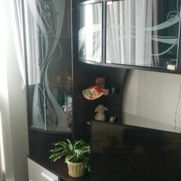 Шкафы, стенки, гарнитуры - Гостинная. 3 центральная секция, 0