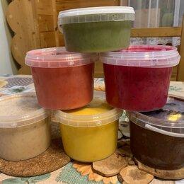 Продукты - Натуральный Мед с различными добавками (ягоды, фрукты, орехи), 0