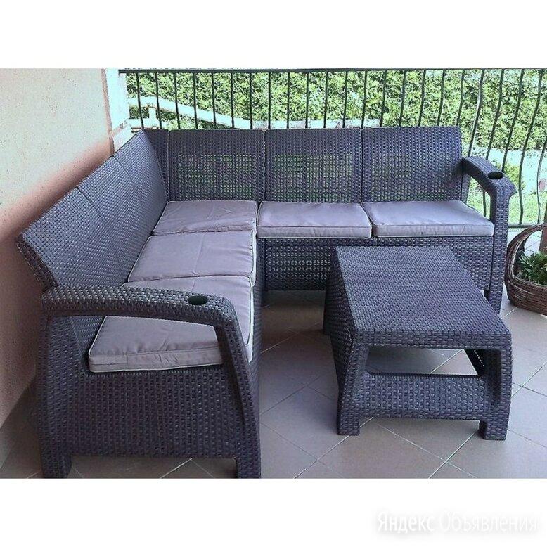 Угловой диван Yalta B8235 по цене 29000₽ - Диваны и кушетки, фото 0