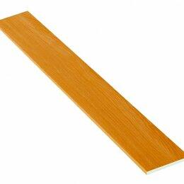 Дверные коробки - добор ламинированный миланский орех 8*100мм, 0