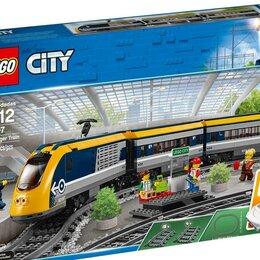 Детские железные дороги и автотреки - Новый Lego 60197 Железная дорога поезд на д/у, 0