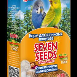 Корма - SEVEN SEEDS Корм для волнистых попугаевс витам. минералами SS0011 , 0