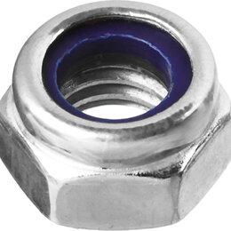 Шайбы и гайки - Гайка DIN 985 с нейлоновым кольцом, M3, 5 кг,…, 0
