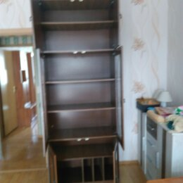 Шкафы, стенки, гарнитуры - Советский шкаф с полками, 0