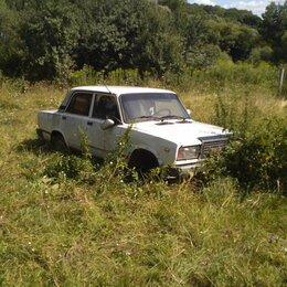 Кузовные запчасти - Авто на запчастиБоевая тонированная ваз 2104 в селе, 0