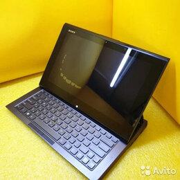 """Ноутбуки - Дефектный но бодрый трансформер Sony 11.6"""" fullhd, 0"""