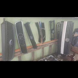 Кузовные запчасти - Решётки радиатора, 0