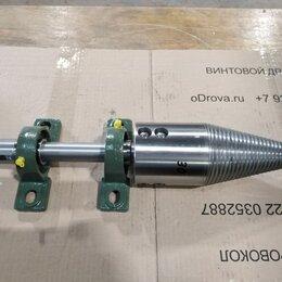 Дровоколы - Мини комплект дровокола с 2х заходной упорной резьбой ст45, 0