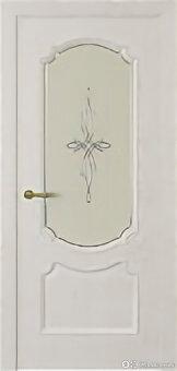 Дверь Океан Milano-3 ясень белоснежный Агата по цене 11660₽ - Входные двери, фото 0