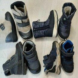 Ботинки - Ботинки, кроссовки, сапоги на мальчика, 30 размер, 0