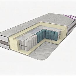 Матрасы - Матрас с независимым пружинным блоком ЛегкоМаркет Клео TFK (290)  соты, 0