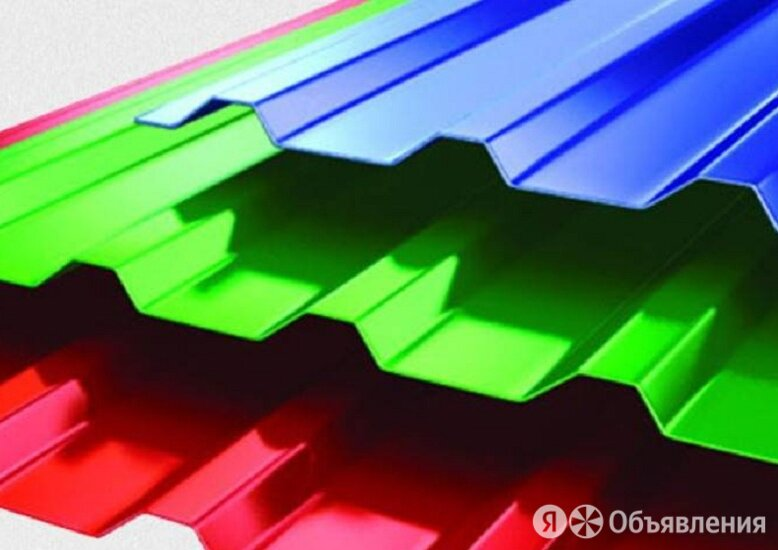 Профнастил RAL 6005 Н75 1 мм по цене 464₽ - Металлопрокат, фото 0
