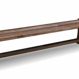 Комплекты садовой мебели - Лавка Ирбея L-180 для сауны , 0