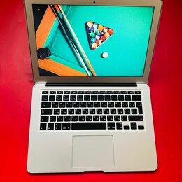 Ноутбуки - MacBook Air 13 2017 Ростест 339 циклов, 0