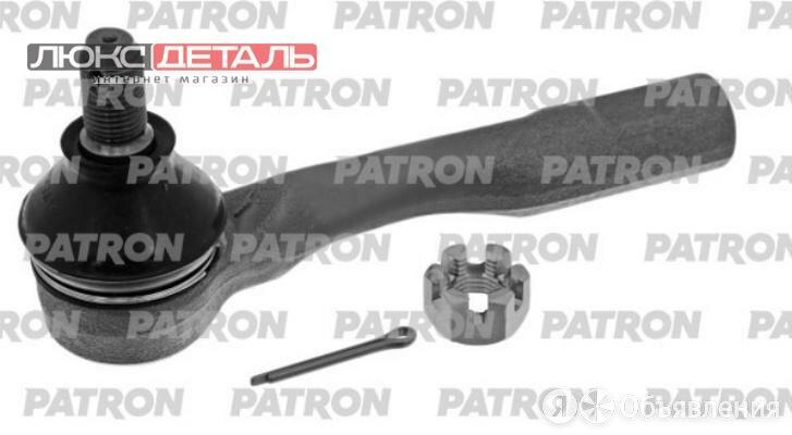 PATRON PS10042L Наконечник рулевой тяги левый LEXUS IS300 01-05  по цене 839₽ - Подвеска и рулевое управление , фото 0