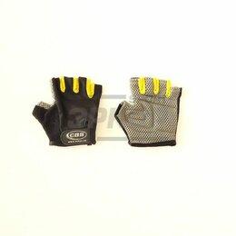 Аксессуары - Перчатки для фитнеса СВВ/Velo ткань сетка чёрно-сер (х5), 0