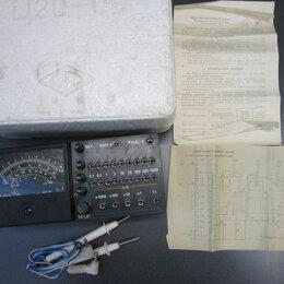 Измерительные инструменты и приборы - Ампервольтомметр Ц 20-05 Советский в коробке производителя, 0