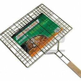 Решетки - Решётка-гриль Green Glade дер ручка разм 35х23х70,5 см, 0