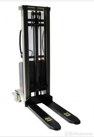 Штабелер гидравлический с электроподъемом TISEL SES 1529/M 2,9 м 1500 кг по цене 247153₽ - Грузоподъемное оборудование, фото 0