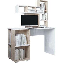 Компьютерные и письменные столы - Стол письменный Олимп, 0