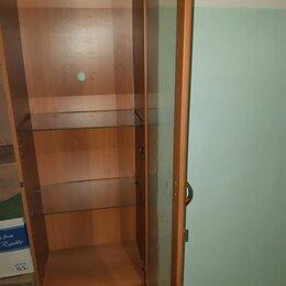 Шкафы, стенки, гарнитуры - Шкаф-витрина для посуды и тумба, 0