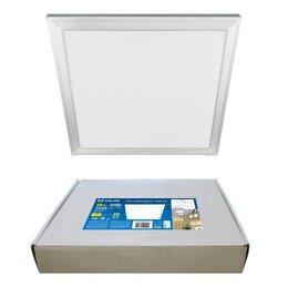 Встраиваемые светильники - Встраиваемый светодиодный светильник Volpe ULP-Q107 3030-18W/4000K WHITE UL-0..., 0