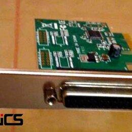 Прочие комплектующие - Контроллер_LPT PCI-E, 0