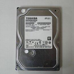 Жёсткие диски и SSD - Жесткий диск Toshiba 500 GB DT01ACA050, 0
