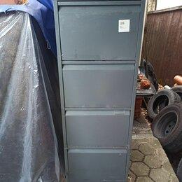 Шкафы для документов - Шкаф картотечный Bisley, 0