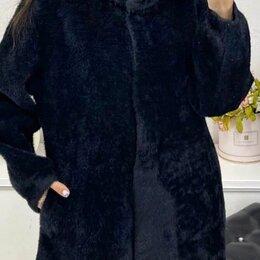 Пальто - Женское короткое пальто альпака р-ры 48-62, 0