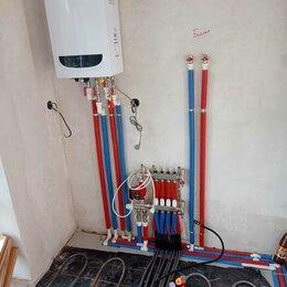 Отопительные системы - Водяной тёплый пол.Отопление. , 0