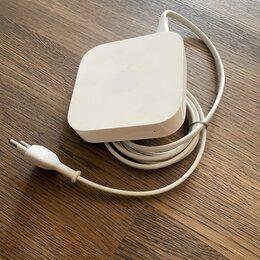 Оборудование Wi-Fi и Bluetooth - Роутер Apple AirPort Express A1392 (2,4/5Ghz), 0