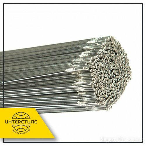 Пруток присадочный алюминиевый ESAB OK Tigrod 4047 3,2 мм по цене 1440₽ - Электроды, проволока, прутки, фото 0