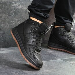 Кроссовки и кеды - Кроссовки Nike Lunar duckboot black, 0
