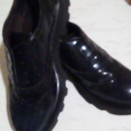 Ботинки - Полуботинки лаковые Carnaby36 размер, 0