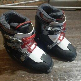 Ботинки - Горнолыжные ботинки. Раздвижные. 22-25.5 см внутри, 0
