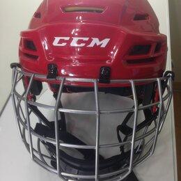 Шлемы - ШЛЕМ CCM TACKS 310 SR М, 0