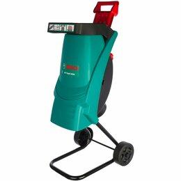 Садовые измельчители - Садовый измельчитель для мусора Bosch AXT 2000 RAPID, 0