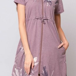 Домашняя одежда - Халат женский размер 50, 0