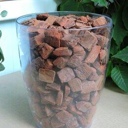 Субстраты, грунты, мульча - Кора для орхидей галтованная (гладкая), 0