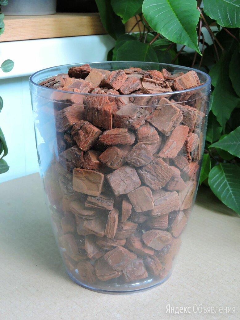 Кора для орхидей галтованная (гладкая) по цене 210₽ - Субстраты, грунты, мульча, фото 0