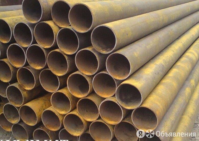 Труба горячекатаная 102х5 мм ст. 10 ГОСТ 8732-78 по цене 54996₽ - Металлопрокат, фото 0