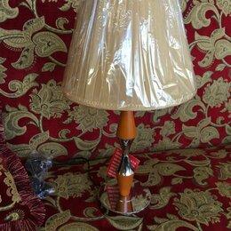 Настольные лампы и светильники - Лампа настольная 53 см, 0