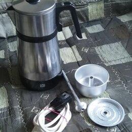 Кофеварки и кофемашины - Кофеварка СССР, гейзерная, 0